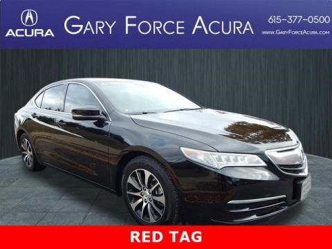 Certified Pre-Owned 2015 Acura TLX 2.4 8-DCT P-AWS