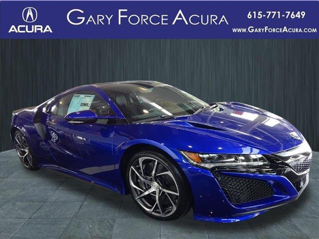 2017 Acura Nsx 2dr Car In Brentwood 983a17 Gary Force Acura