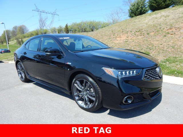 Pre-Owned 2019 Acura TLX w/A-Spec Pkg