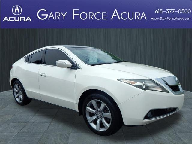 Pre-Owned 2010 Acura ZDX Tech Pkg
