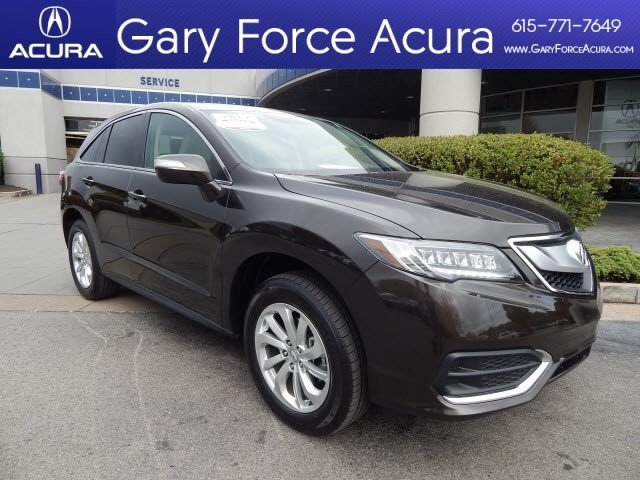 2017 Acura RDX Base Sport Utility in Franklin #194P17 | Gary Force