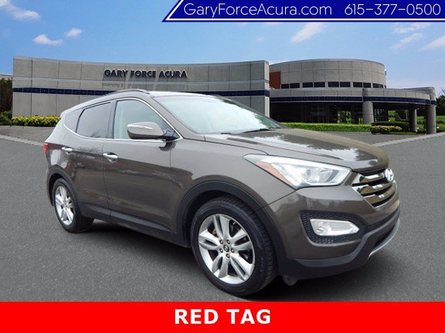 Pre-Owned 2013 Hyundai Santa Fe 2.0T Sport w/Saddle Int
