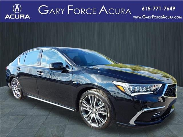 New 2018 Acura Rlx Sport Hybrid Sh Awd With Advance Package